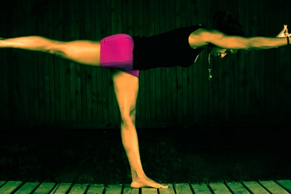 Yoga Warrior 3: How to get in touch with your body